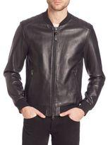 Mackage Graham Leather Jacket