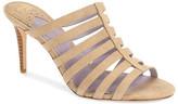 Johnston & Murphy Sally Caged Slide Sandal