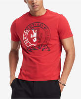 Tommy Hilfiger Men's Lacrosse Graphic-Print T-Shirt, Created for Macy's