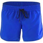 Hurley SuperSuede Solid 5in Beachrider Board Short - Women's Racer Blue S