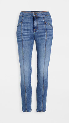 Veronica Beard Jeans Carly High Rise Kick Flare Jeans