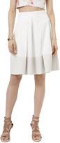 Rebecca Taylor Poplin Skirt