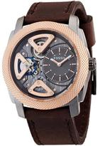Fossil Twist Collection ME1122 Men's Stainless Steel Analog Watch