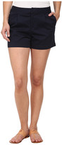 Dockers Petite Pleat Front Shorts