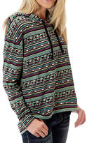 Roper Tribal Relaxed Hooded Sweater