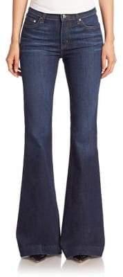 Derek Lam 10 Crosby DENIM Noha Flared Jeans