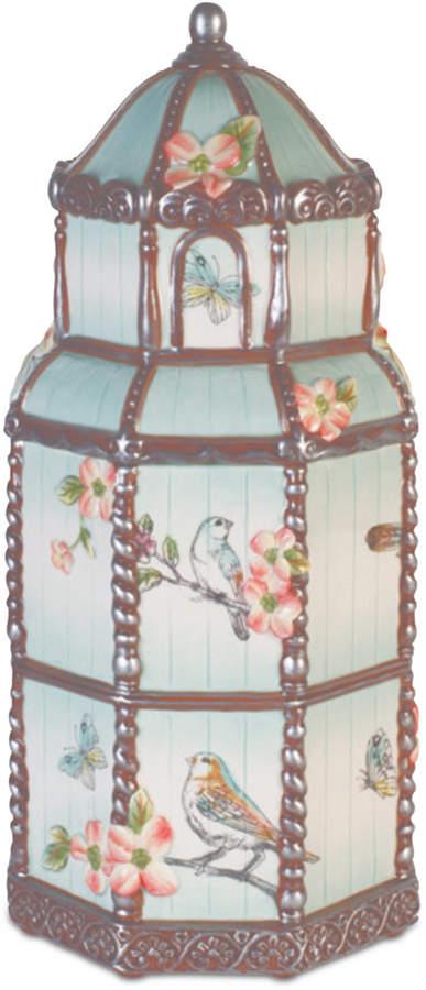 Fitz & Floyd English Garden Cookie Jar