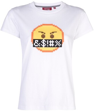 Mostly Heard Rarely Seen 8-Bit Curse T-shirt