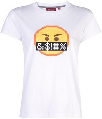 Mostly Heard Rarely Seen 8 Bit Curse T-shirt