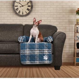 Duck River Textile Hadley Reversible Pet Chair Cover