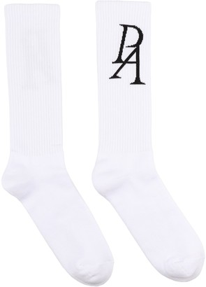 Palm Angels Cotton Sport Socks