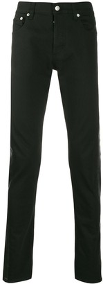 Alexander McQueen Side Detail Jeans