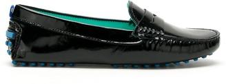 Blue Bird Shoes Explorer patent loafers
