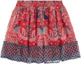 Derhy Kids Printed skirt