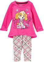 Children's Apparel Network Pink PAW Patrol Pullover & Pants - Toddler & Girls