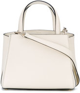 Valextra detachable shoulder strap tote - women - Calf Leather/Leather - One Size