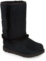 UGG Hadley II Genuine Shearling Trim Waterproof Boot