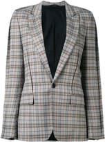 A.F.Vandevorst checked blazer