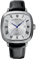 Raymond Weil Men's 2867-STC-00659 Analog Display Swiss Automatic Black Watch