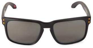Oakley Washington Redskins Holbrook 57MM Stud Square Sunglasses