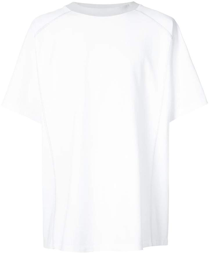 Y/Project Y / Project Double Shoulder T-shirt