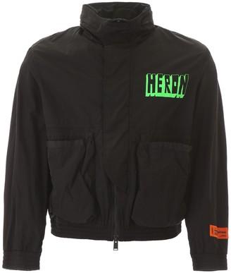 Heron Preston Logo Jacket