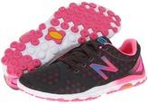 New Balance WR20V2 (Grey/Pink) - Footwear