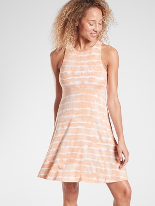 Athleta Santorini Thera Printed Dress
