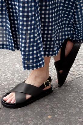 Shoe The Bear Famara Black Sandals - 36