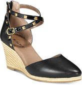 Rialto Campari Espadrille Wedge Sandals Women's Shoes