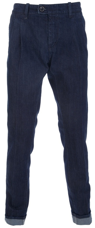 Paolo Pecora Tapered Chino trouser
