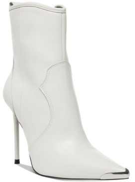 Steve Madden Winnie Harlow x Tina Western Stiletto Booties