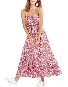 Tigerlily Cameli Maxi Dress