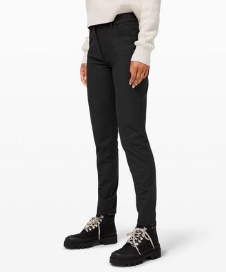 "Lululemon City Sleek 5 Pocket Pant 30"" *Online Only"