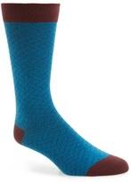 Ted Baker Men's Sleepy Cotton Blend Socks