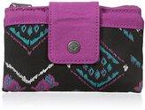 Roxy Sweet Haze Bi-Fold Wallet Wallet Traveling Gypsy Combo Jade