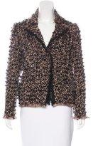 Lanvin Wool Textured Blazer