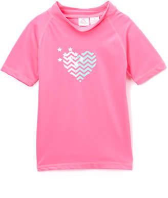 Kanu Surf Girls' Rashguards Pink - Pink Alexa Rashguard - Toddler & Girls