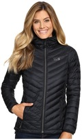 Mountain Hardwear Micro Ratio Hooded Down Jacket Women's Coat