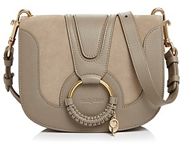 See by Chloe Hana Leather & Suede Crossbody