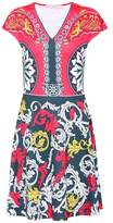 Mary Katrantzou Printed jersey dress