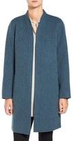 Eileen Fisher Women's Double Face Brushed Wool Blend Kimono Jacket