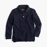 J.Crew Boys' long-sleeve jersey polo shirt