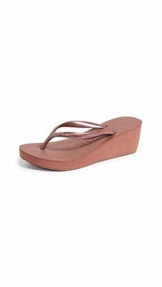 Havaianas Women's High Fashion Flip Flop Sandal