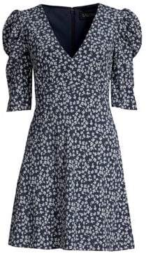 Saloni Colette Mini Dress