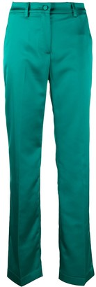 Hebe Studio Straight-Leg Tailored Trousers