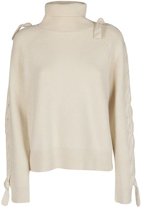 J.W.Anderson Cable Insert Turtleneck Jumper