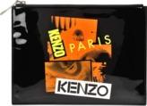 Kenzo Essentials A4 Pouch Antonio Lopez