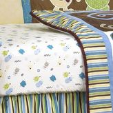 CoCalo baby peek a boo monsters fitted sheet