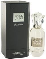 Joan Vass L'Eau De Cristal Eau De Parfum Spray for Women (3.4 oz/101 ml)